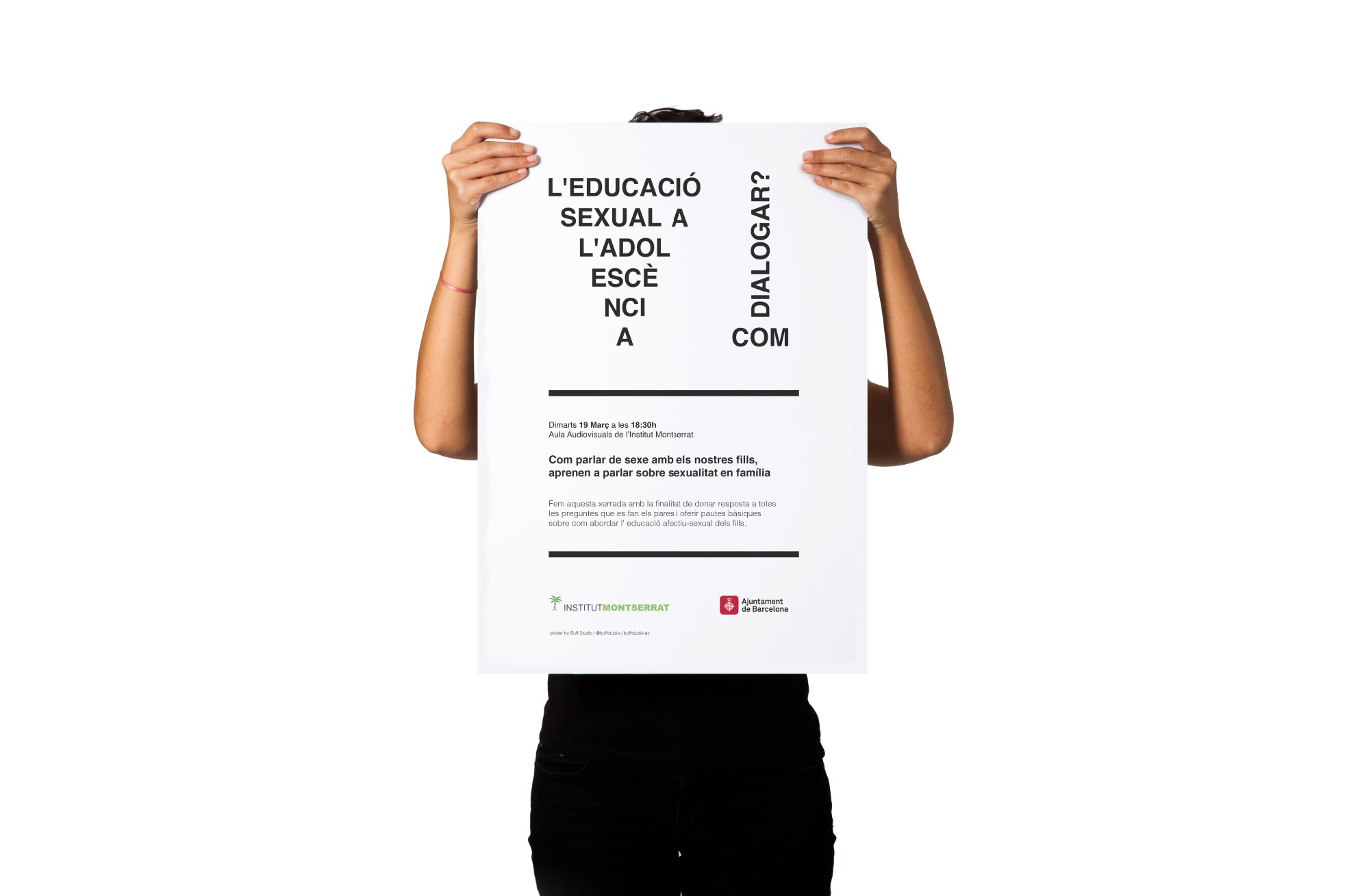 IES Montserrat – Barcelona | Poster
